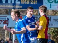 TVC'28 wint na strafschoppen van Hellendoorn en gaat door in districtsbeker