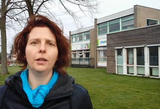 Maggy van den Aker, projectleider ECO-schools Roosendaal, van Milieu Educatief Centrum in Roosendaal