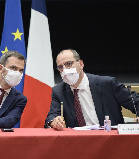 Jean Castex n'exclut pas un reconfinement en France