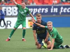 PEC Zwolle begint oefencampagne met positieve coronatest en nederlaag