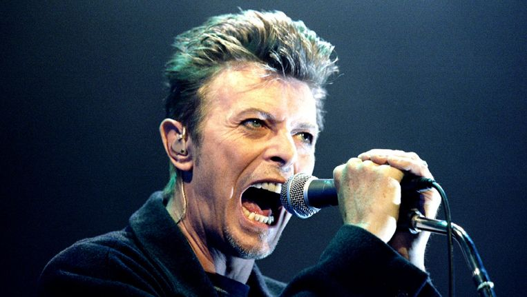 David Bowie. Beeld null