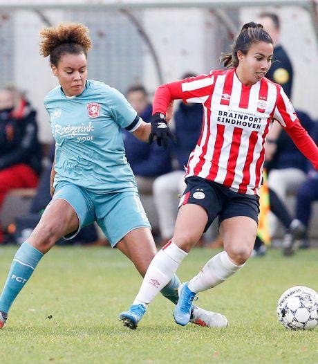 Enkelblessure Apeldoornse Licia Darnoud verpest begin van het seizoen bij FC Twente flink