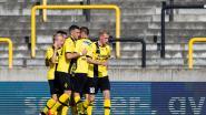 1B. Club-doelman scoort ei zo na opnieuw, maar Lierse Kempenzonen houdt punten thuis