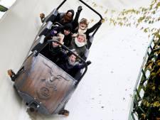 Bobsleebaan Efteling verdwijnt, nieuwe attractie opent in 2020