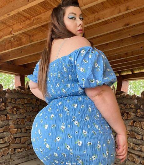 "Virginie Grossat, influenceuse mode taille 54: ""Je ne suis pas ronde, je suis grosse"""