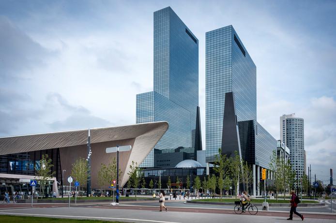 Het grootste containeroverslagbedrijf van de Rotterdamse haven heeft voor zijn ict'ers kantoorruimte gehuurd in het centrum van de stad.