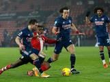 Arsenal revancheert zich tegen Southampton