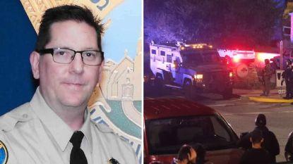 Neergeschoten politieman (54) in Thousand Oaks zou volgend jaar met pensioen gaan