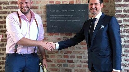 Theo Francken blij met nieuw leven voor Kasteelhoeve