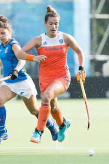 'Bossche' goals helpen Oranje hockeysters langs China