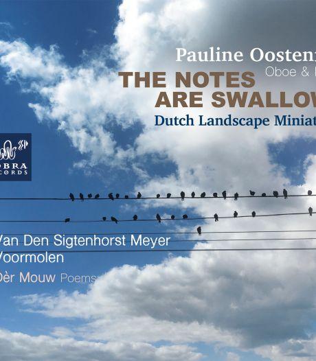 In pastorale sferen met hoboïste/pianiste Pauline Oostenrijk