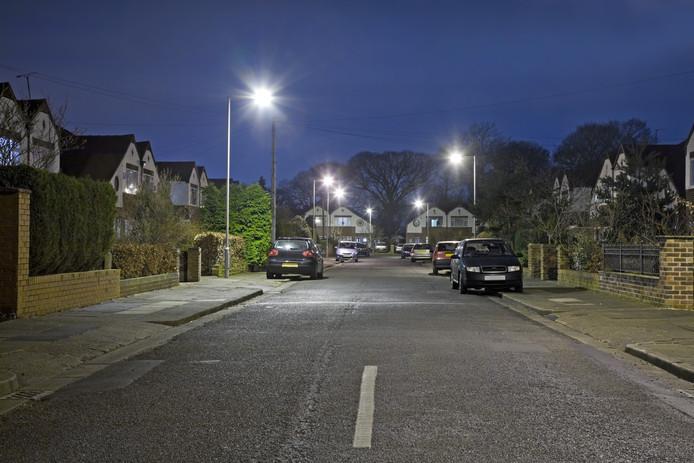 Parkeer je auto op een goed verlichte plek