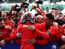 WK-klassement: Verstappen blijft derde, maar ziet Leclerc naderen