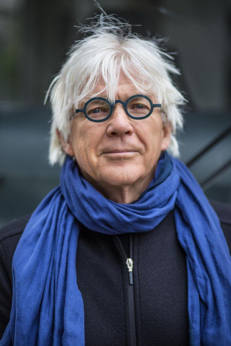 Han Michel: 'Sommige complexen moet je koesteren, net als goedkope woonruimte, want die heeft een stad nodig.' Beeld Floris Lok