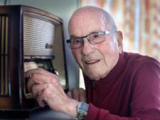 Oudste radio-dj van Nederland, Bob van Huët, is overleden: 'Dag lieve luistervrienden, bedankt voor alles'