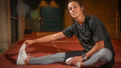 """Camille Laus valt 35 jaar oud Belgisch record 400m indoor aan: """"Tokio 2020 zit in mijn hoofd gebeiteld"""""""