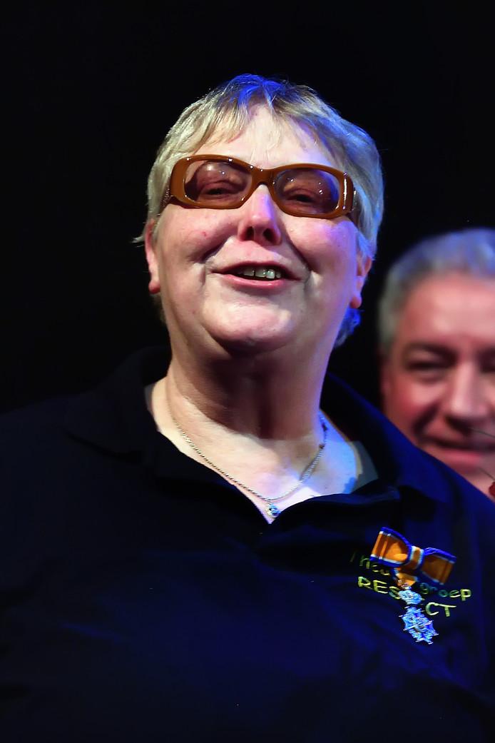 Janneke Nagtzaam is Lid de Orde van Oranje-Nassau.