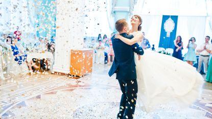 Dansen op trouwfeest dan toch verboden (behalve de openingsdans)