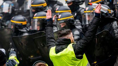 Parijs viert Nieuwjaar op Champs-Elysées ondanks aangekondigde acties van gele hesjes