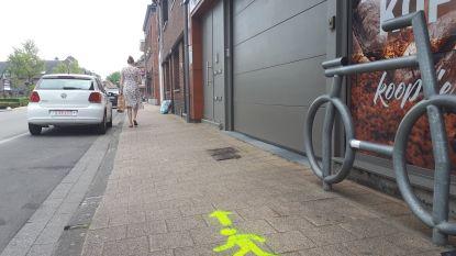 Voetpaden in winkelcentrum worden enkelrichting bij heropening van winkels op 11 mei