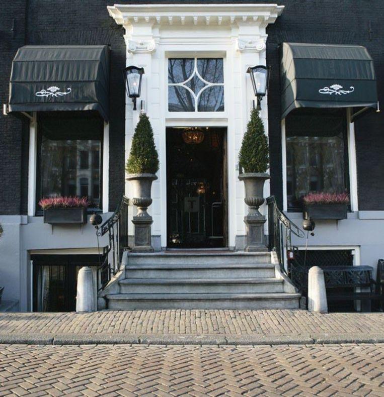 Hotel The Toren aan de Keizersgracht. Beeld The Toren