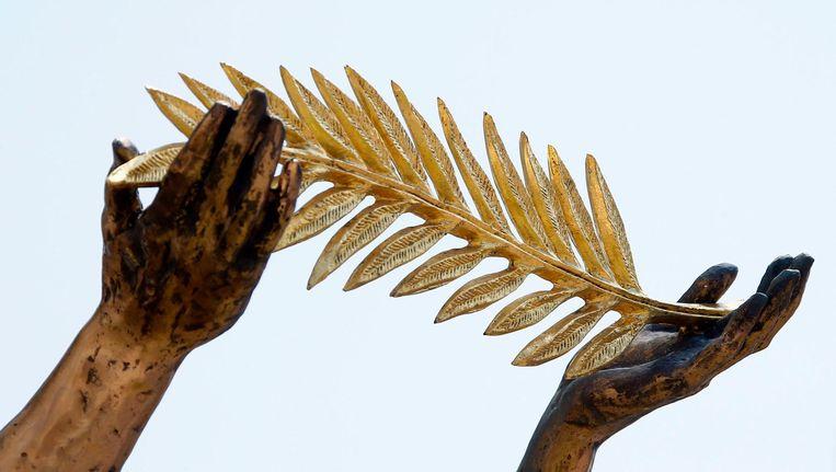 De Gouden Palm. Beeld epa