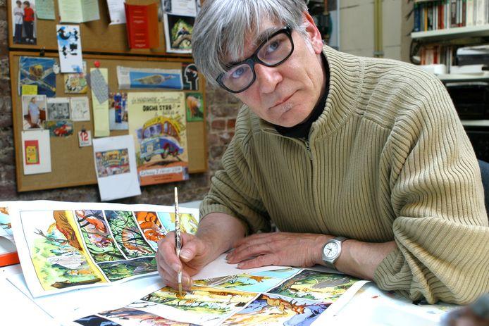 Johan De Moor in 2004.