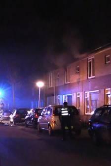 Bovenverdieping Enschedese woning uitgebrand