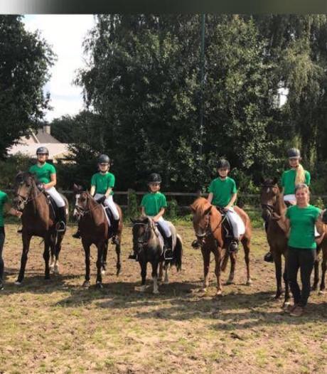 De Paardenvriendjes vieren 50-jarig bestaan in Nuland