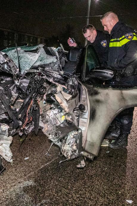 21-jarige Paco Geutjes uit Spijk  overlijdt aan gevolgen crash in Arnhem