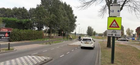 'Nieuwe fietsoversteek op Bevrijdingsweg in Kaatsheuvel eerder slechter dan beter'