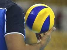 Ook op hoger niveau zijn volleybalsters Pegasus niet te stoppen