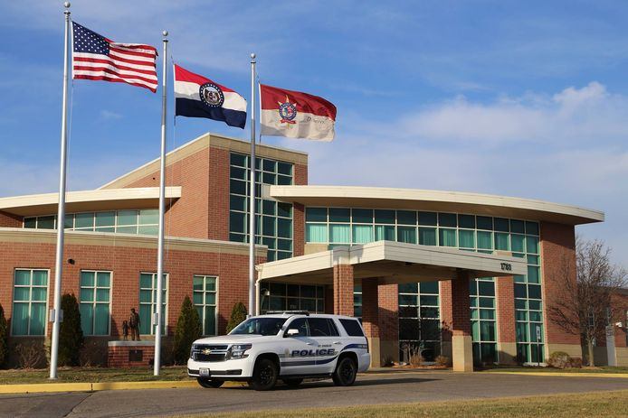 St. Charles Police Department.