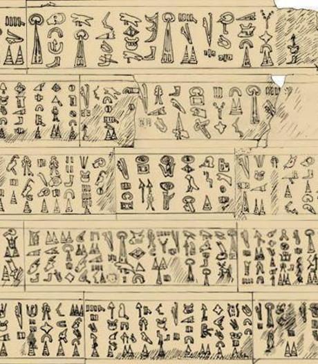 Bijzondere teksten van 3200 jaar oud ontcijferd dankzij Fred uit Heiloo