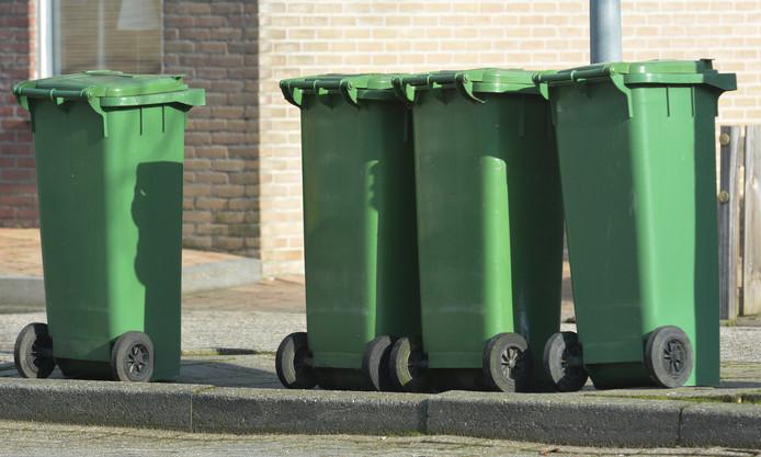 Kapelle heeft de inwoners gevraagd naar hun mening over het afvalbeleid.