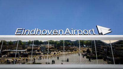 Tekening van 13-jarige veroorzaakte bommelding Eindhoven Airport