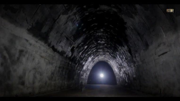 Het ondergrondse complex wordt het grootste geheime wapenlabo van het Derde Rijk genoemd.