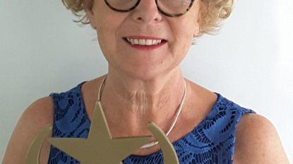Bea krijgt 'Award van Zorgpersoonlijkheid'