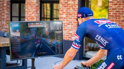 """Succes van Ronde op rollen krijgt navolging: """"E-cycling wordt aparte tak binnen het wielrennen"""""""