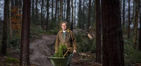 Jaren werkte Herman (67) aan zijn eigen landgoed en nu is het zover: 'We zijn best verkeerd bezig op de wereld'