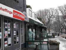 Opnieuw sluiten winkels in  Burgh-Haamstede