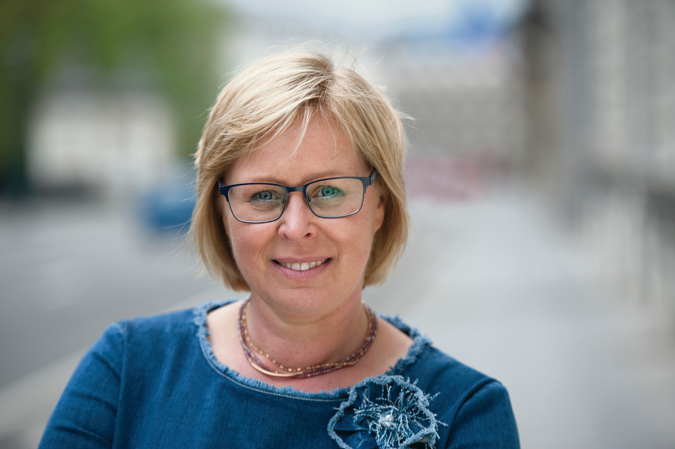Sabine Vermeulen.