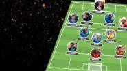 Ook onze watchers van Standard, Genk en KVO stellen hun Gouden 11-ploeg samen. Neemt u het tegen hen op?
