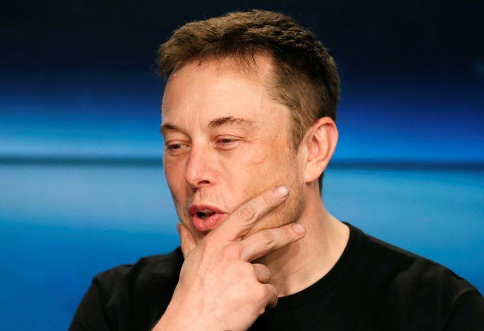 Elon Musk reageerde behoorlijk kribbig op de kritische vragen van analisten.