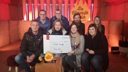 Warmste Week: stad Brugge schenkt 9.614,46 euro