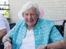 Oudste inwoonster van Zwolle overleden