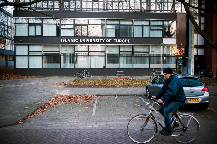 De Islamitische Universiteit van Europa in Rotterdam.