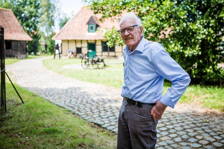 Marcel Messiaen (96) is misschien wel de oudste museumdirecteur van het land.
