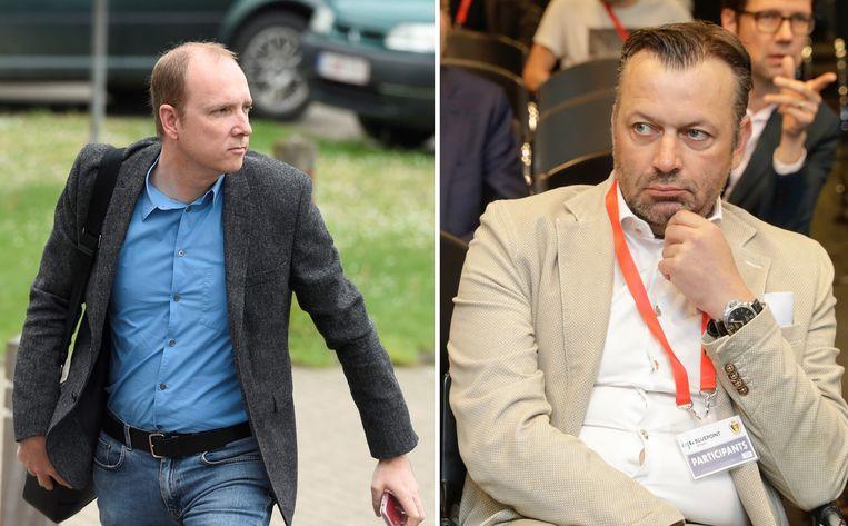 Olivier Somers en Stefaan Vanroy