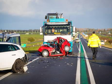 Minister: Verbreden N50 bij Kampen  geen prioriteit